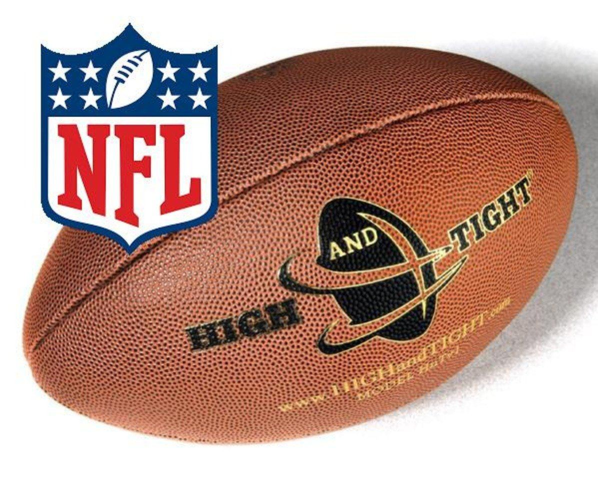 NFL / Pro Edition Training Footballs HIGHandTIGHT HQ