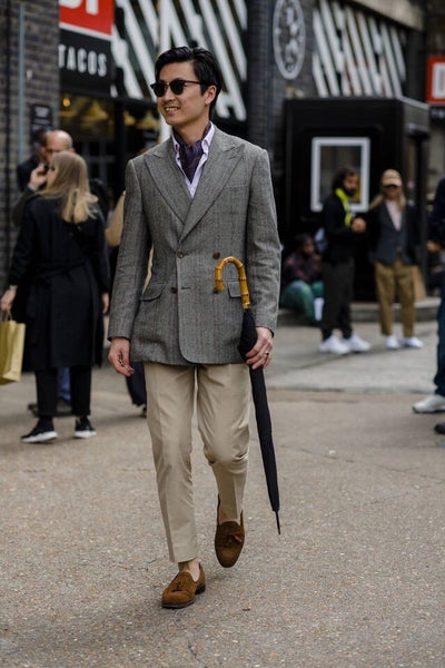 London Street best dressed by GQ Magazine