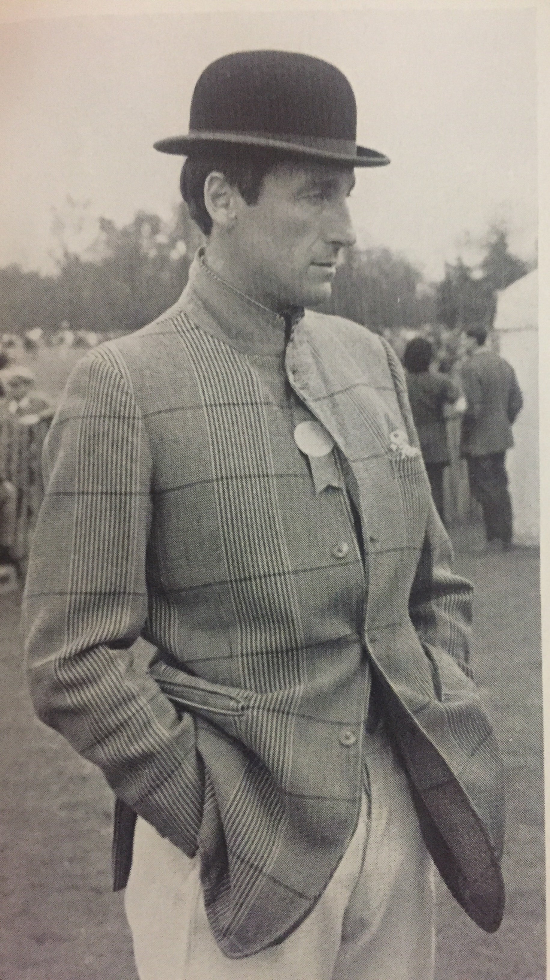 An English Sporting Gentleman