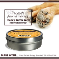 This Week's Featured Product: Phoebe's Aromatherapy Honey Butter Salve