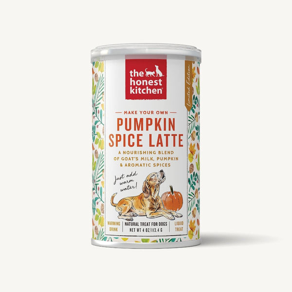 Honest Kitchen Pumpkin Spice Latte 5oz Mix