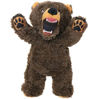 Mighty Angry Animal Series Bear Dog Toy