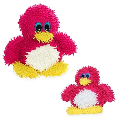 Mighty Microfiber Ball Penguin Dog Toy