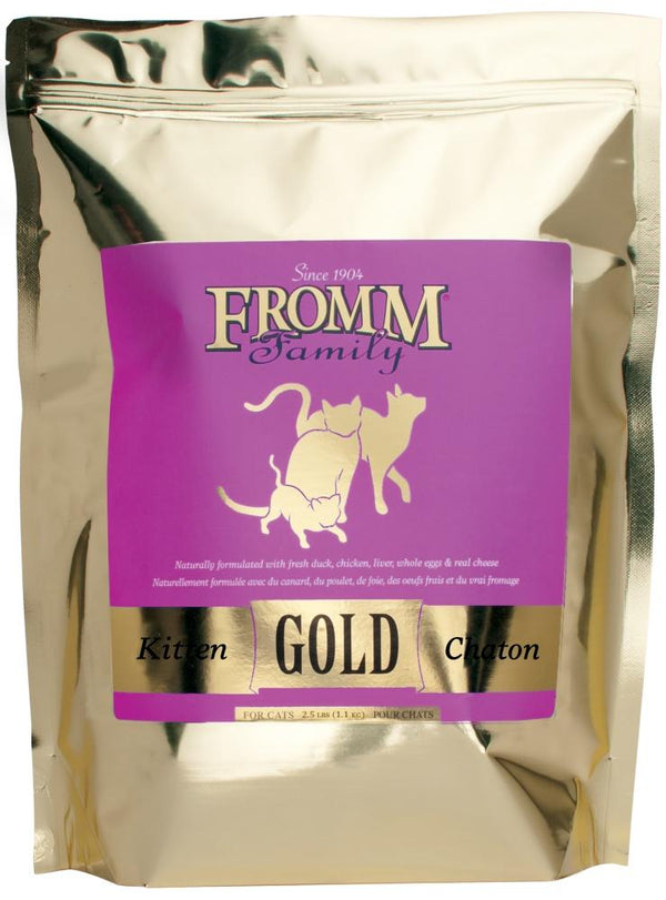 Fromm Gold Kitten Dry Cat Food