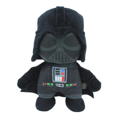 Star Wars Plush Darth Vader Figure Dog Toy Large - Paw Naturals