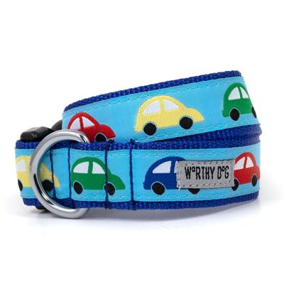 The Worthy Dog Beep Beep Collar & Lead Collection - Paw Naturals