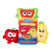 Outward Hound Surprise Fruit Snack Scented Dog Toys - Assorted Small