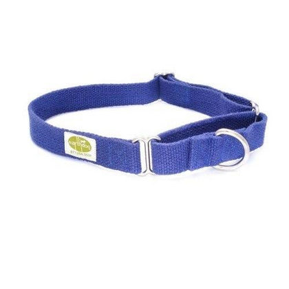 Earth Dog Adjustable Collar S Blueberry