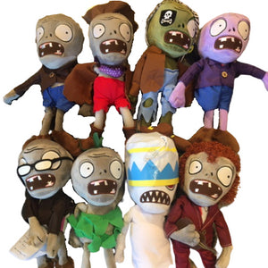 Sparky & Co Assorted Zombie Plush Dog Toy