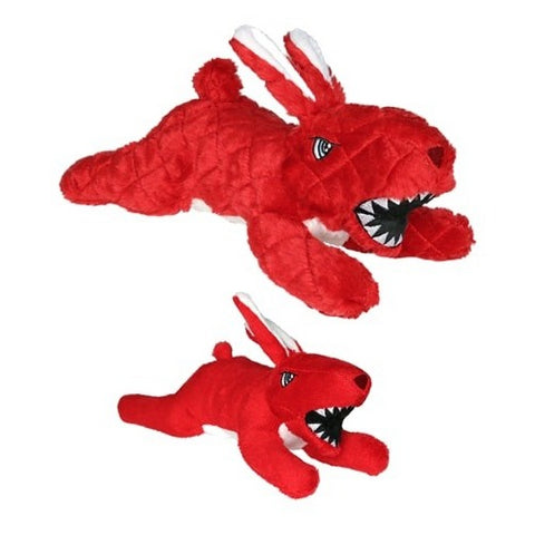 Mighty Angry Animal Series Rabbit Dog Toy