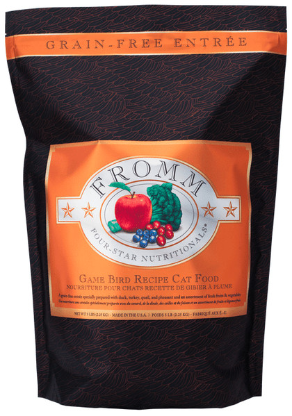 Fromm Four Star Game Bird Dry Cat Food