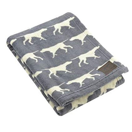 Tall Tails Blankets Charcoal Icon / 20 x 30 - Paw Naturals
