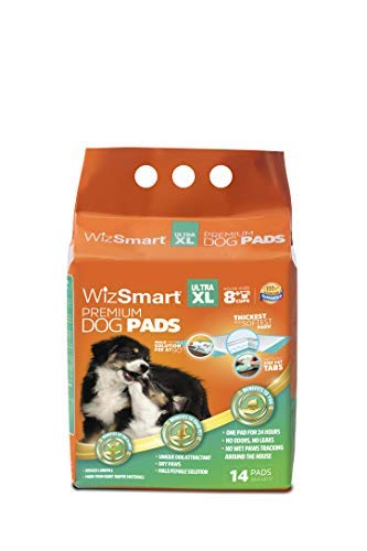 Wizsmart Training Pads Ultra Xlg 14pk