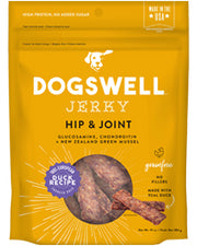 Dogswell Hip & Joint Duck Jerky 10oz Dog Treats