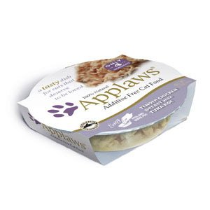 Applaws Pots Chicken Breast With Tuna Roe 2.12oz Cat Can