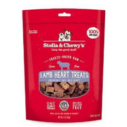 Stella & Chewy's Freeze Dried Chicken Heart Treat 3oz