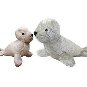 VIP Mighty Arctic Seal Dog Toy