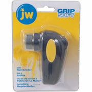 JW Pet Gripsoft Palm Nail Grinder for Pets