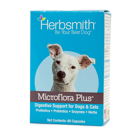 Herbsmith Microflora Plus For Dogs 30ct