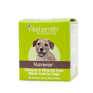 Herbsmith Nutrients Superfood Small 2.93oz - Paw Naturals
