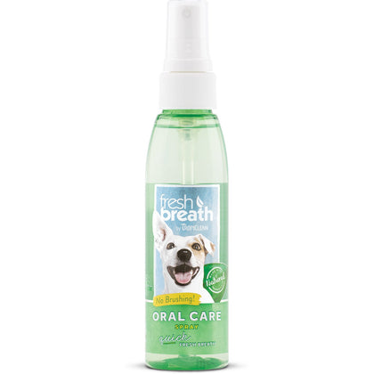 Tropiclean Fresh Breath Oral Care Spray - Paw Naturals