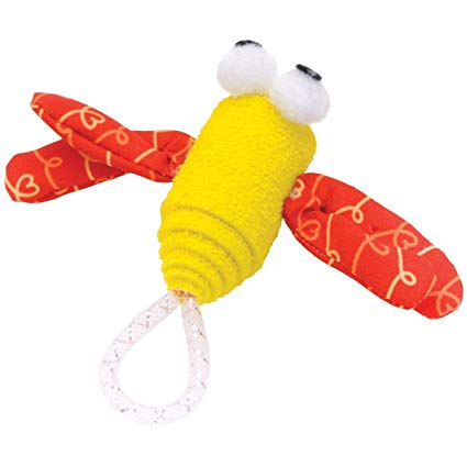 Coastal Pet Products Turbo Dragonfly Cat Toy
