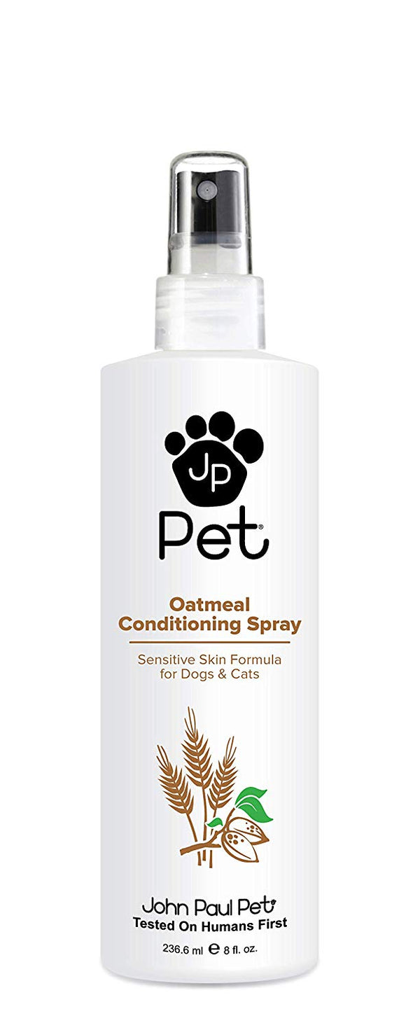 John Paul Pet Oatmeal Conditioning Spray 8oz