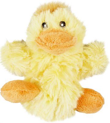 Kong Plush Tiny Duckie XS