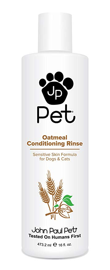 John Paul Pet Oatmeal Conditioning Rinse 16oz