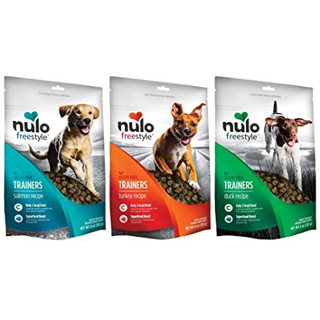 Nulo Freestyle Trainers Grain-Free Dog Treat 4oz