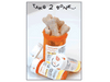Dog Speak Get Well Card Take Two Bones - Paw Naturals