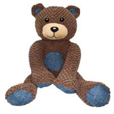 fabdog Floppy Brown Teddy Bear Toy
