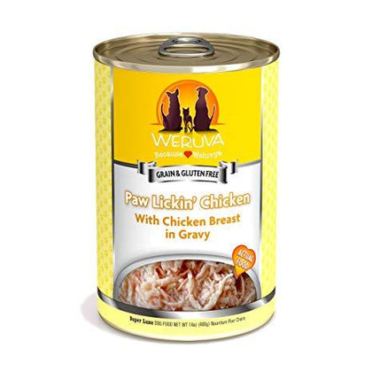 Weruva Classic Canned Dog Food 14oz - Paw Naturals