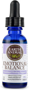 Earth Animal Organic Herbal Remedy Emotional Balance Support 1oz - Paw Naturals