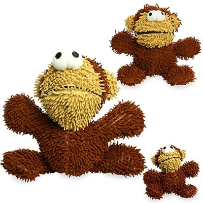 Mighty Microfiber Ball Monkey Dog Toy