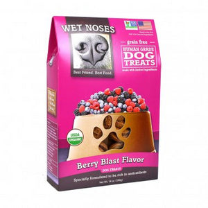Wet Noses Berry Blast USDA Organic Dog Treat 14oz