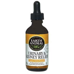 Earth Animal Organic Herbal Remedy Urinary & Kidney 2oz - Paw Naturals