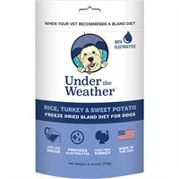 Under The Weather Turkey, Rice & Sweet Potato Bland Diet W/Electrolytes