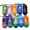 Sparky & Co Pill-Shaped Waste Bag Dispenser (Assorted Colors)