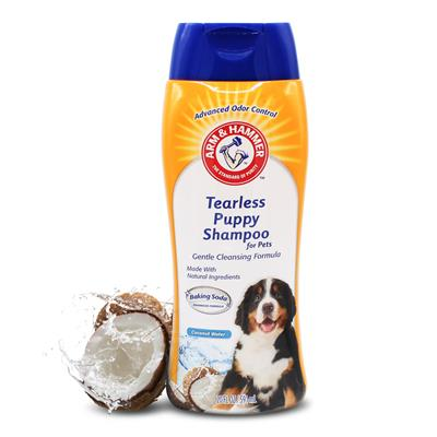 Arm & Hammer Tearless Puppy Shampoo 20oz - Paw Naturals