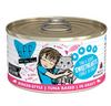 Weruva Bff Soulmates Canned Cat Food 5.5oz Tuna & Shrimp Sweethearts 5.5oz Can - Paw Naturals