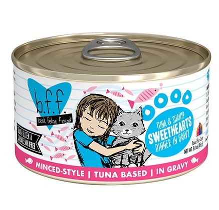Weruva Bff Soulmates Canned Cat Food 5.5oz