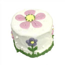 Bubba Rose Biscuit Co. Garden Baby Birthday Cake (Shelf Stable) Dog Treat