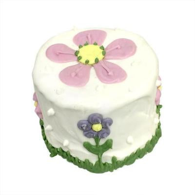 Bubba Rose Biscuit Co. Garden Baby Birthday Cake (Shelf Stable) Dog Treat - Paw Naturals