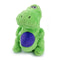goDog Dino T Rex Green Dog Toy