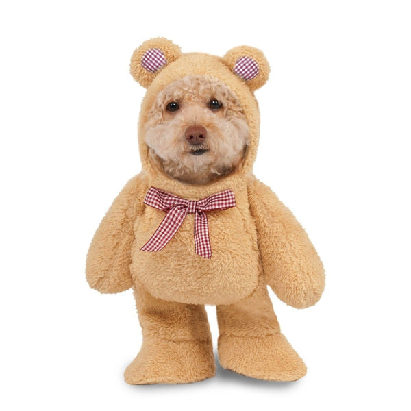 Rubie's Costume Co Walking Teddy Bear Pet Costume