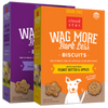 Cloud Star Wag More Bark Less Grain-Free Biscuits 14oz Dog Treat - Paw Naturals