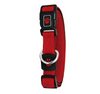 Doco Puffy Air Dog Collar Red / Small - Paw Naturals
