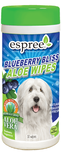 Espree Blueberry Wipes 50ct