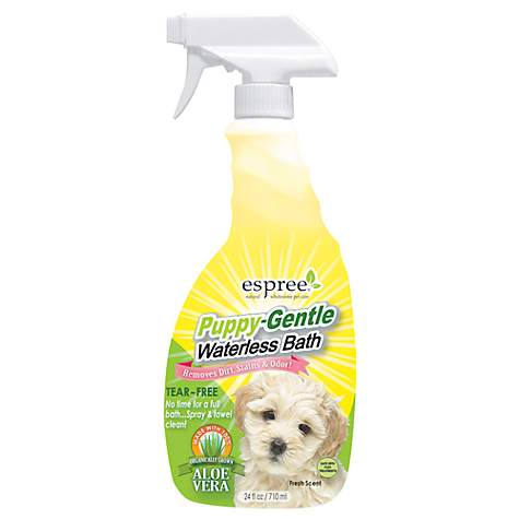 Espree Puppy Waterless Bath 24oz